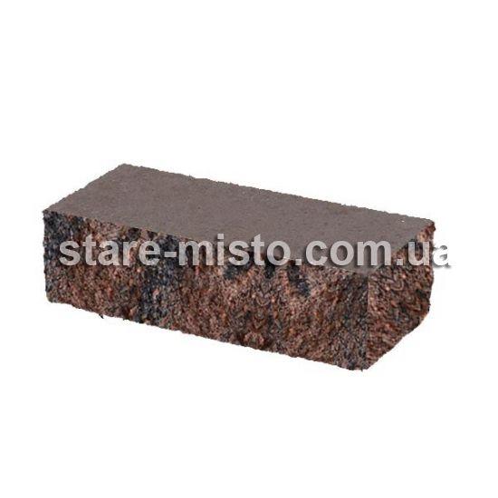 Фасадний камінь Рустик кутовий 225х50х65 арабіка