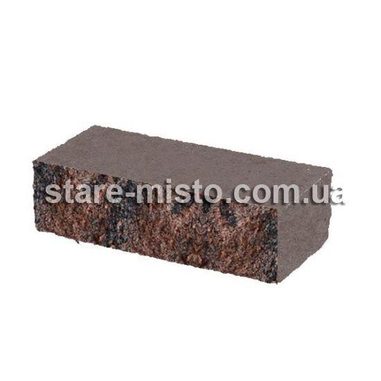 Фасадний камінь Рустик стандартний 250х100х65 арабіка