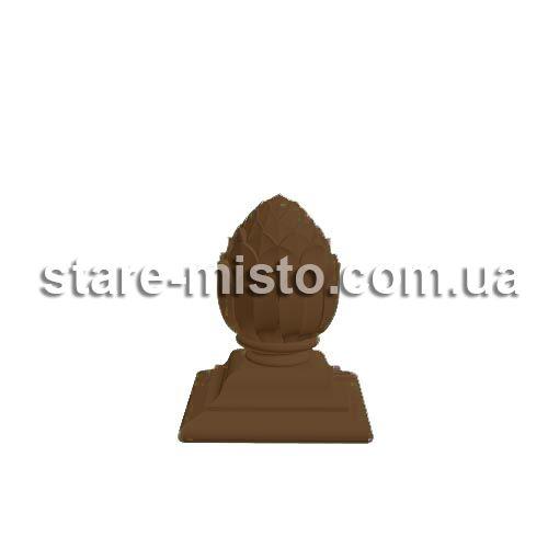 Кришка Артишок коричневий