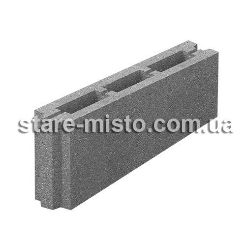 Блок для перестінків 500х80х200 бетонний