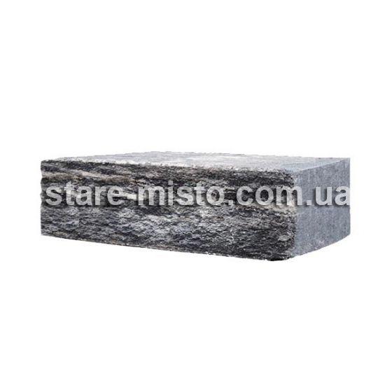 Фасадний камінь Рустик стандартний 200х50х60 ешфорд