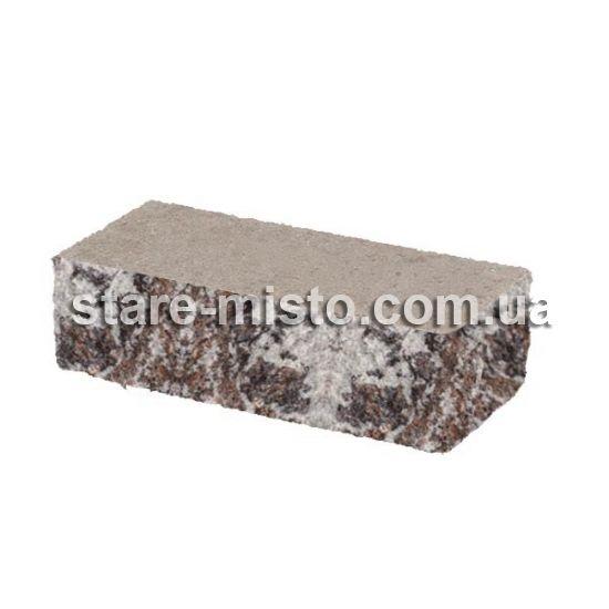 Фасадний камінь Рустик кутовий 225х100х65 еверест