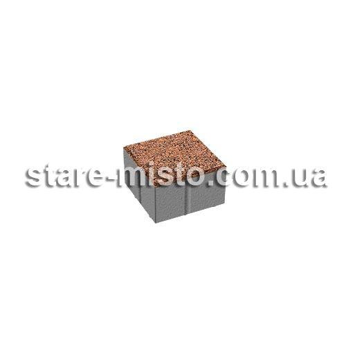 Квадрат Меланж 100x100x60 Оранж