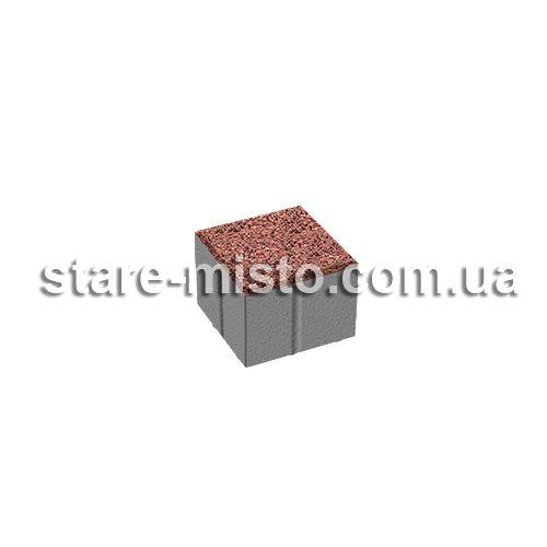 Квадрат Меланж 100x100х80 Корал