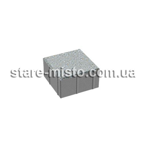 Квадрат 160x160x80 Сірий