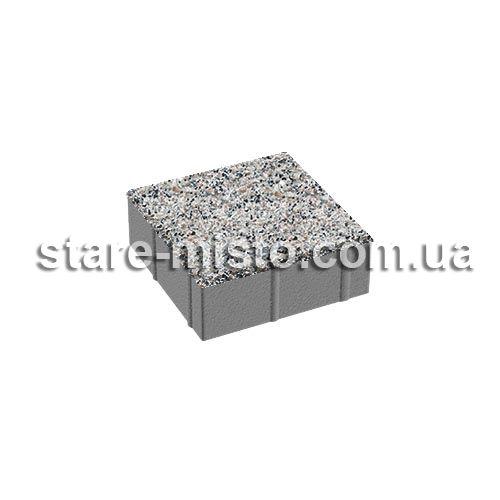 Квадрат Меланж 200x200х60 Бісер