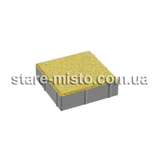 Квадрат 200х200х60 Жовтий