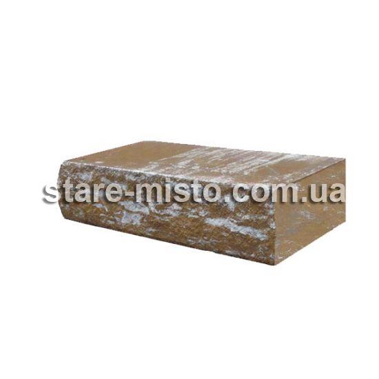 Фасадний камінь Рустик стандартний 250х50х65 невада