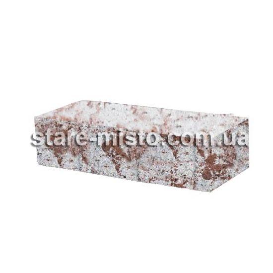 Фасадний камінь Рустик кутовий 185х35х60 палермо