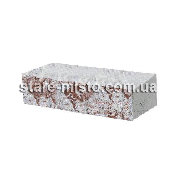 Фасадний камінь Рустик стандартний 200х50х60 палермо