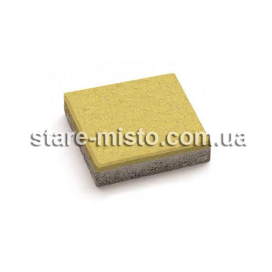Плита 400x400 Жовтий
