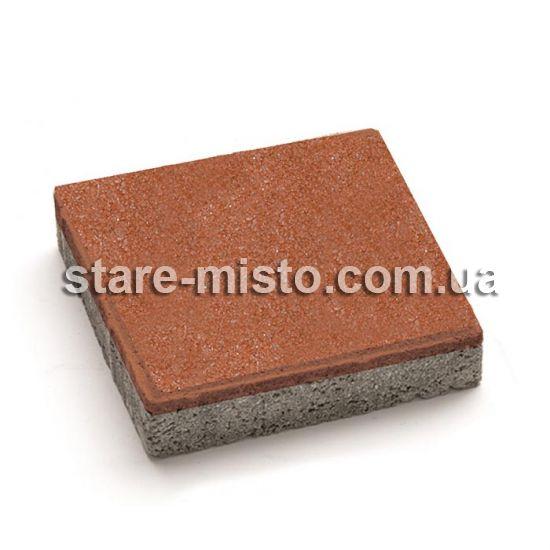 Плита 600x600 Червоний