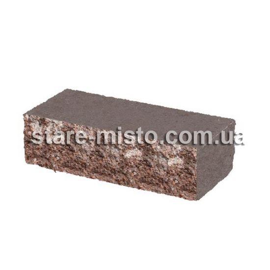 Фасадний камінь Рустик стандартний 250х100х65 порто