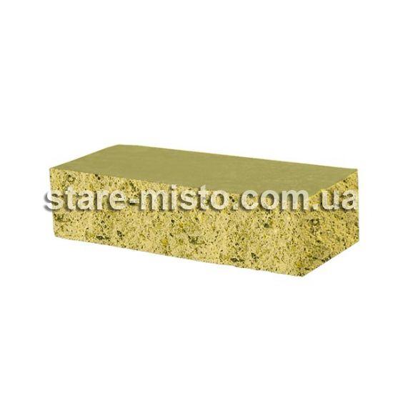Фасадний камінь Рустик кутовий 175х50х60 сахара
