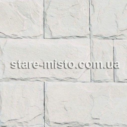 Облицювальний камінь Сланець Б'янко