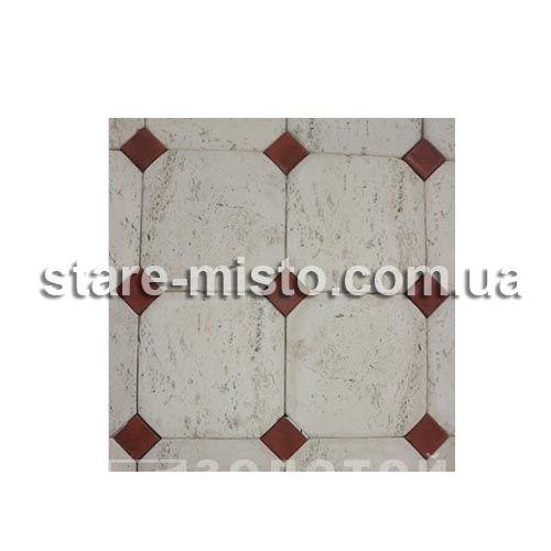 Плитка для підлоги Тіволлі 70х70х20 Россо