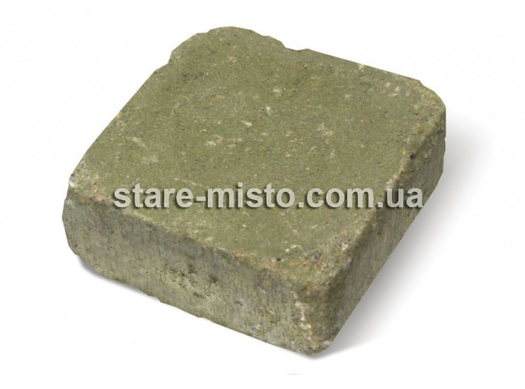Камінь Вінтаж 15-15-6 Оливка